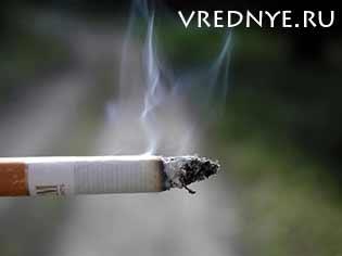 сколько никотина в одной сигарете
