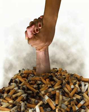 Как бросить курить женщине 40 лет