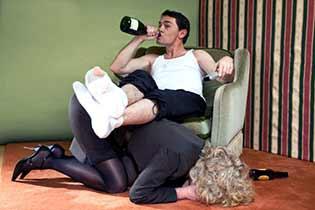 Секс с алкоголиками