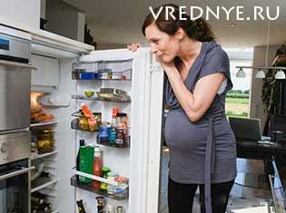 Переедание при беременности: риски для мамы и малыша
