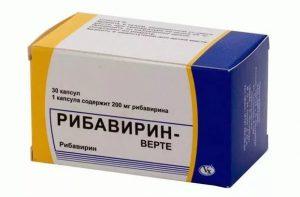 Лекарство от гепатита с б
