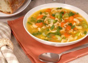 Рецепты супов при панкреатите