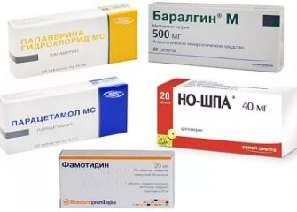 Обезболивающие средства при панкреатите