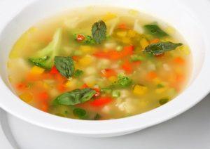 Супы при панкреатите, рецепты диетических супов при панкреатите