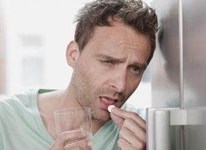 Как убрать икоту у пьяного